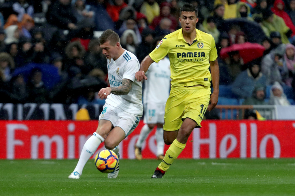Реал Мадрид - Виляреал<strong> източник: БГНЕС</strong>
