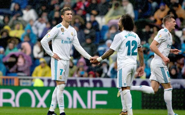 Реал Мадрид се провали тотално през първата половина от сезона