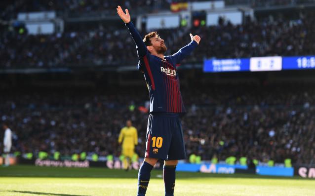 Суперзвездата на Барселона Лионел Меси ще спечели по над 100
