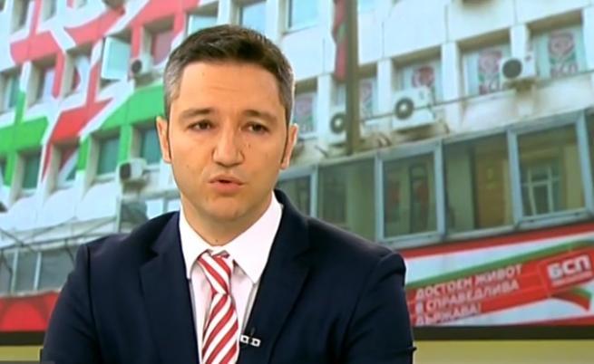 Вигенин се оттегля от листата за евроизборите