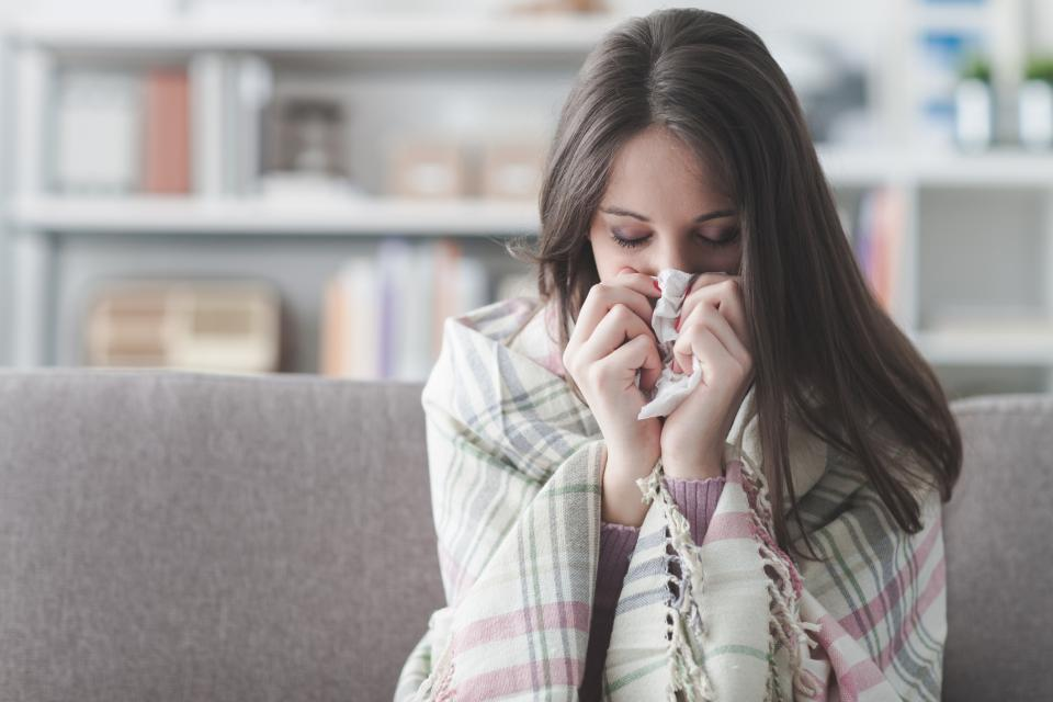 Болест грип