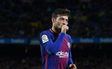 Барселона продаде пореден играч