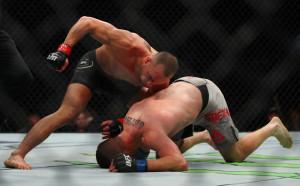 Какво се случи на UFC събитието в Сейнт Луис?