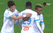 Марсилия разби Метц в спектакъл с 9 гола