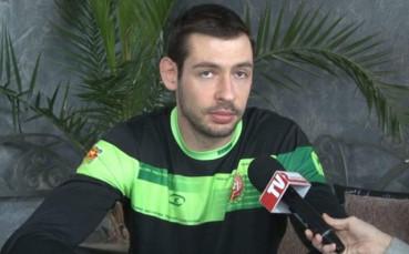 Сашо Янев: Ако ще ставаме шампиони, нищо не трябва да ни спира