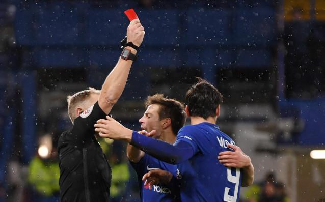 Шампионът на Англия Челси не можеше да измисли по-драматичен сценарий