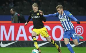 Дортмунд продължава без победа през 2018-та