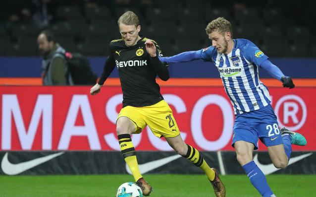 Борусия Дортмунд не успя да спечели и втория си мач