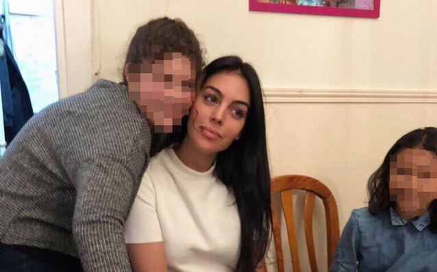 Джорджина Родригес продължава да показва, че не желае да е