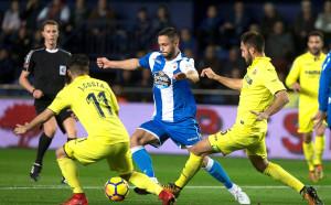 Жълтата подводница потопи и Леванте и изпревари Реал