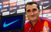 Валверде посочи приоритета за Барселона