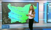 Прогноза за времето (21.01.2018 - централна емисия)