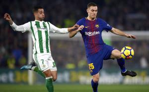 Барселона загуби защитник за 2-3 седмици