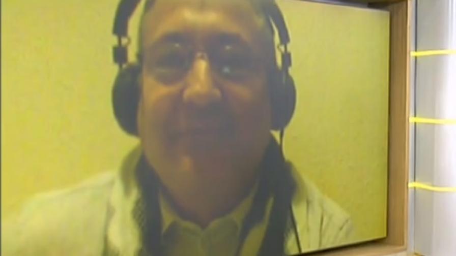 Осъденият Чикагото призна къде е, иска властите да го намерят