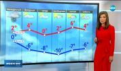 Прогноза за времето (22.01.2018 - обедна емисия)