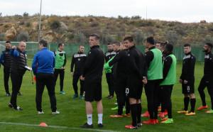 Черно море срещу ФК Тирана във вторник по обяд