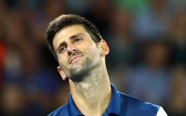 Новак Джокович не скри голямото си разочарование след поражението от