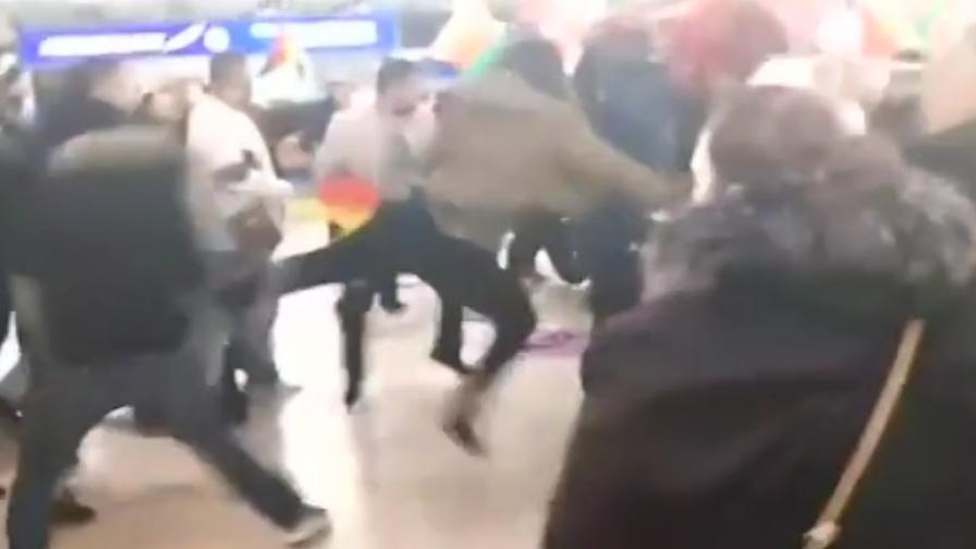 Войната на Турция с кюрдите се пренесе в Германия