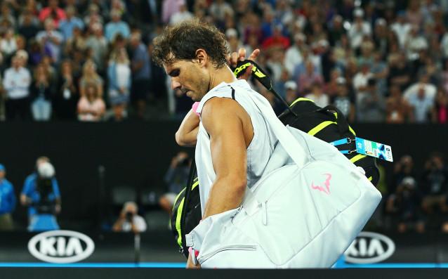 Световният номер 1 в тениса при мъжете Рафаел Надал направи
