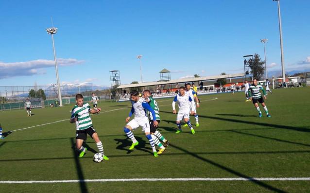 Черно море завърши 0:0 срещу албанския ФК Тирана в първата
