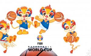 Три кандидат-шампиона за талисман на Световното по баскетбол