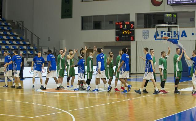 Рилски спортистпостигна седма победа в Балканската лига по баскетбол за