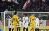 Севиля е първият полуфиналист за Купата, не остави шанс на Атлетико