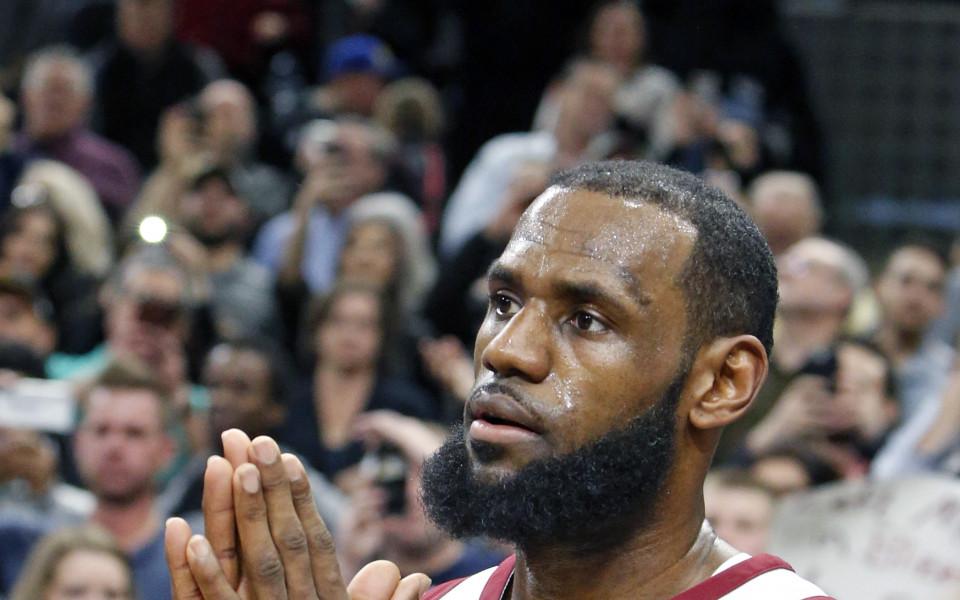 ЛеБрон е най-младият играч в историята с 30 000 точки в НБА