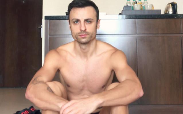 Българската звезда на футбола Димитър Бербатов отново се отдаде на