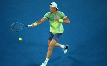 Бердих пропуска и US Open