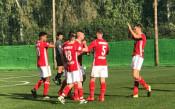 Гръмовната победа на ЦСКА над Дзянсу в кадри