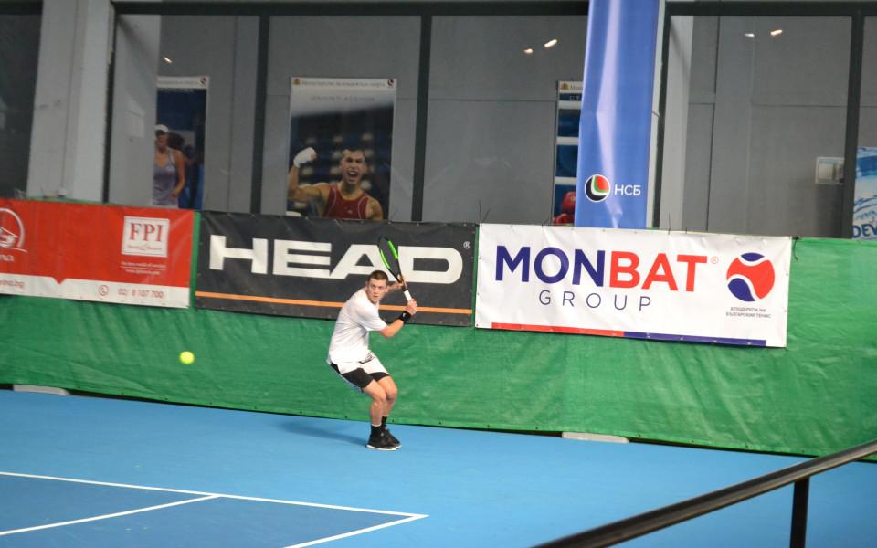 Големите фаворити стартираха с победи в битката за DIEMA XTRA Sofia Open