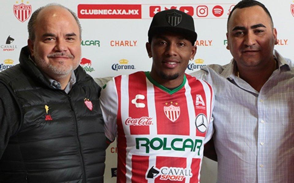 Доскорошен футболист на ЦСКА ще играе в Мексико