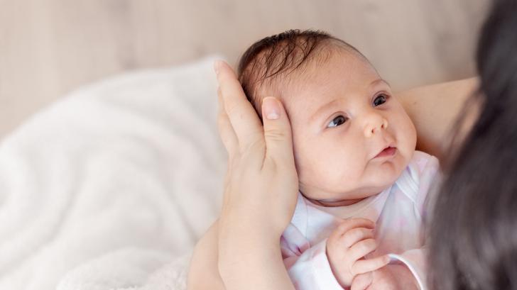 9 признака, че нещо не е наред с очите на бебето