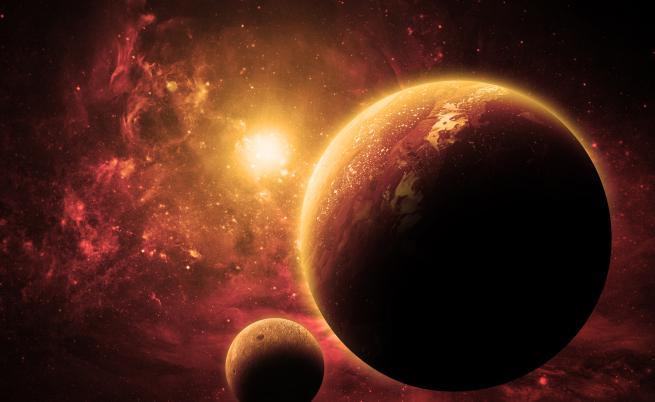 НАСА откри евентуални форми на живот на Марс