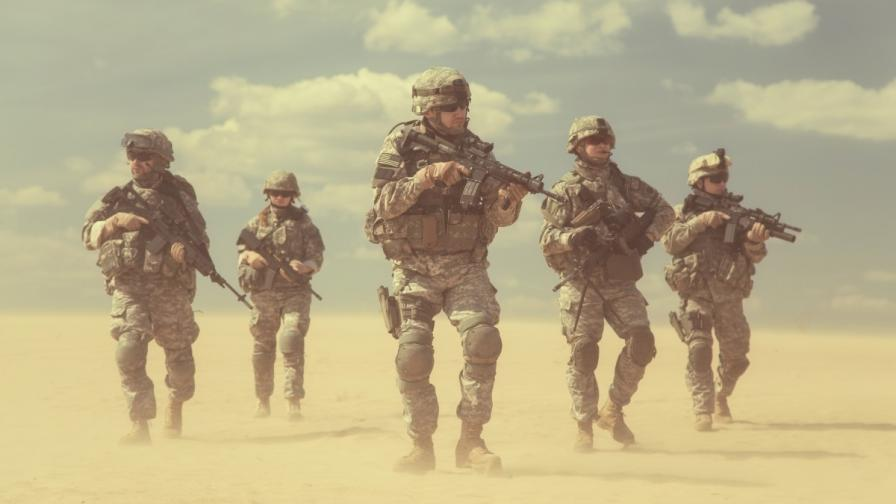 Най-големите частни армии в света
