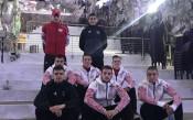 ЦСКА в Гибралтар<strong> източник: cska.bg</strong>