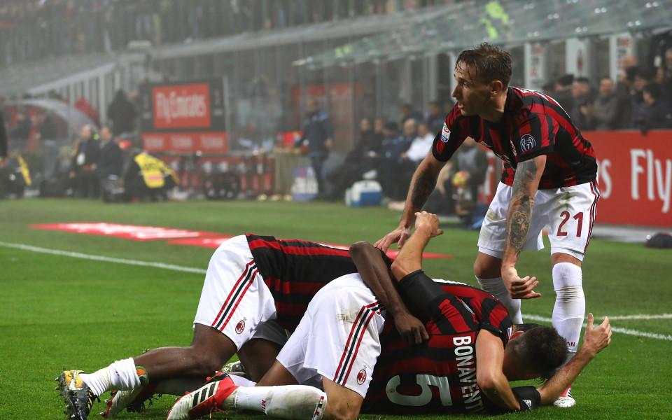 Милан вече е в Разград