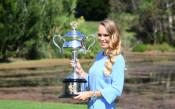 Една щастлива шампионка - Каролине Возняцки