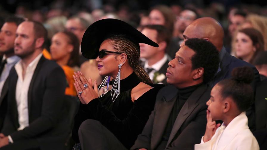 """Бели рози на наградите """"Грами"""", Джей Зи се разсърди"""