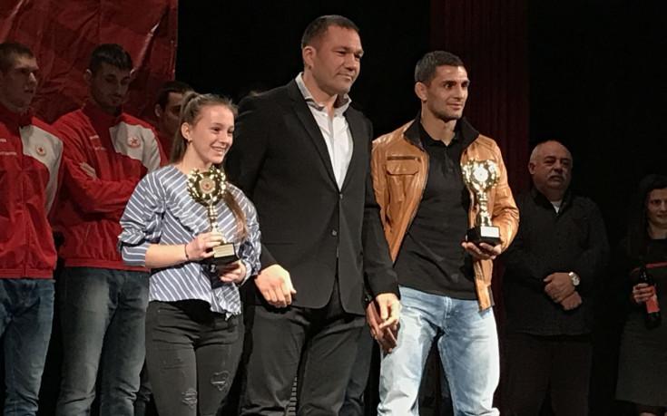 Кубрат Пулев награди топ спортистите на ЦСКА