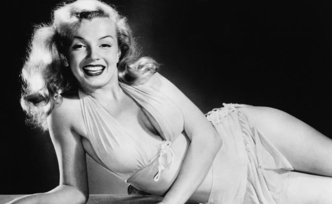 """Мерилин Монро е една от актрисите, попаднали в """"листата""""."""
