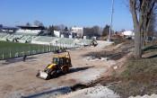 Започна ремонтът на сектора за гости на Лудогорец арена<strong> източник: https://www.facebook.com/kiril.domuschiev.56</strong>