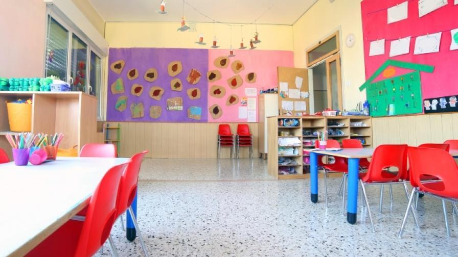 <p>Промениха правилата за прием в детските градини в София</p>