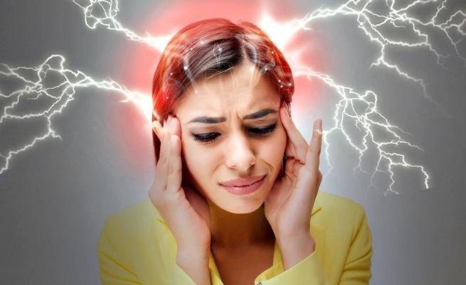 - Страдате от често главоболие.