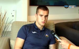 Вутов: Не ни трябва стимул, срещу ЦСКА трябва да играем със сърцата си