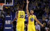 Голдън Стейт се справи със Сакраменто в НБА