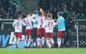 Борусия Мьонхенгладбах - РБ Лайпциг 0:1<strong> източник: Gulliver/Getty Images</strong>