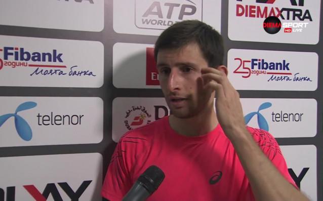 Александър Лазов: Раздадох се, направих всичко по силите си