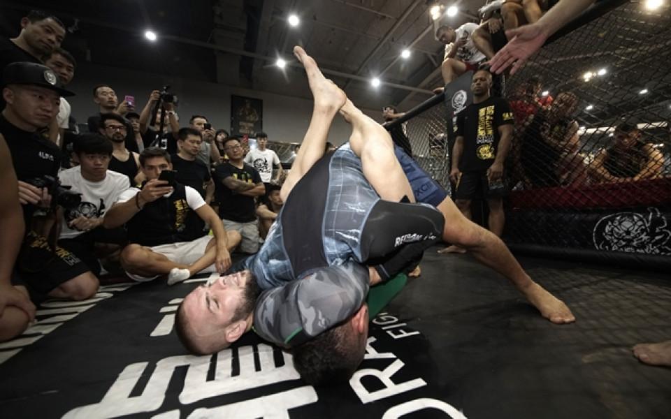 Основната битка за събитието UFC 222 пропадна
